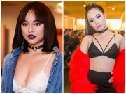 Thời trang - Mỹ nhân Việt sexy cực độ khi diện áo ngực ra đường