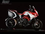 "2017 MV Agusta Turismo Veloce RC  "" thách đấu ""  Ducati"