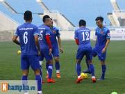 """Bóng đá - Đội tuyển Việt Nam: Hữu Thắng """"đọ tài"""" đá 11m với học trò"""