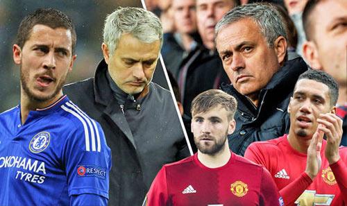 """""""Đốm lửa"""" ở MU: Mourinho đừng lại """"tự thiêu"""""""