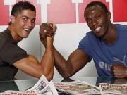 Bóng đá - Usain Bolt: 'Nếu MU cần tôi bây giờ, tôi tới ngay'