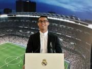 Bóng đá - Ronaldo ký hợp đồng mới với Real, 1 bàn đủ mua biệt thự