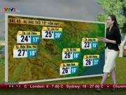 Tin tức trong ngày - Dự báo thời tiết VTV 8/11: Bắc Bộ đón không khí lạnh, nhiệt độ giảm sâu