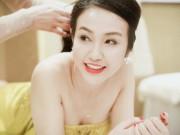 Ca nhạc - MTV - Choáng với vẻ mơn mởn của vợ Tuấn Hưng khi mang bầu