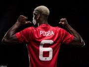 Bóng đá - Bàn thắng đẹp vòng 11 NHA: Pogba nã đại bác tung lưới Swansea