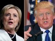 """Thế giới - Bầu cử Mỹ: Trump nói """"Rất tốt, mọi thứ đều tốt"""""""