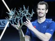 Thể thao - Andy Murray và tháng 11 ngọt ngào