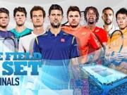 """Thể thao - ATP Finals 2016: Nghẹt thở tranh ngôi """"Vua thế giới"""""""