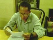 An ninh Xã hội - Giả danh phóng viên, trà trộn vào hội nghị đâm người