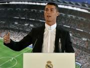 Bóng đá - Ronaldo ký hợp đồng tỷ đô: Muốn chơi thêm 10 năm