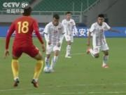 Bóng đá - U22 Trung Quốc – U22 Việt Nam: Siêu phẩm gây sững sờ của Thanh Tùng