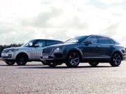 Tư vấn - Video: Bentley Bentayga đọ sức Range Rover