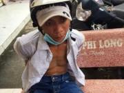 An ninh Xã hội - Đi chữa bệnh, một phụ nữ bị đạp ngã xe, cướp túi xách