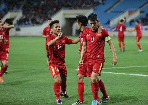 Công Vinh tuyên bố giải nghệ, quyết thắng Thái Lan ở AFF Cup 2016
