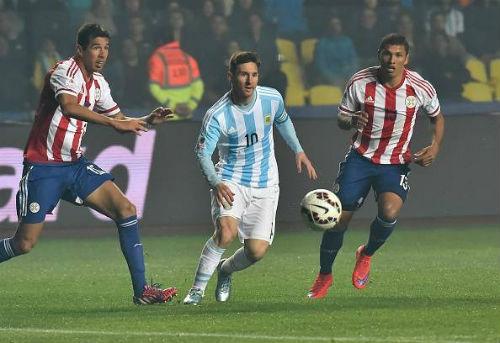 Đại chiến Brazil–Argentina: Không chỉ có Neymar & Messi - 2