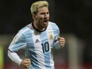Bóng đá - Messi thăng hoa ở Barca, nhưng khó cứu Argentina