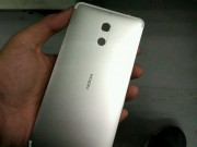 Dế sắp ra lò - Trên tay ảnh thực tế Nokia D1C, vỏ kim loại