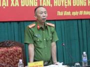 An ninh Xã hội - CA Thái Bình phân tích vụ mẹ chở con chết bất thường