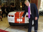 """Tư vấn - Dàn siêu xe cực """"khủng"""" của tân Tổng thống Mỹ Donald Trump"""