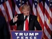Thế giới - Phát ngôn khác lạ của Trump sau chiến thắng kinh ngạc