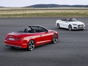 Tư vấn - Audi A5 và S5 Cabriolet 2017 lộ diện