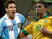 Bóng đá - Đại chiến Brazil–Argentina: Không chỉ có Neymar & Messi