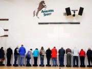 """Thế giới - Cách Mỹ kiểm 100 triệu phiếu bầu trong """"một nốt nhạc"""""""