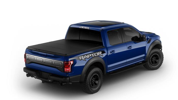 Ford F-150 Raptor 2017 đắt nhất sẽ có giá 72.965 USD - 3