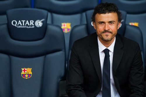Dự báo ở Barca: Enrique ra đi, Pellegrini tới thế chỗ