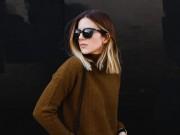 Thời trang - 5 cách mặc đẹp thuyết phục với màu nâu trầm