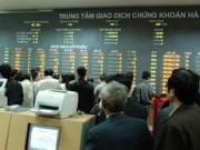 Tài chính - Bất động sản - Chứng khoán Việt lao đao rồi ổn định