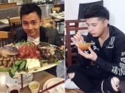 """Ca nhạc - MTV - Cùng kiếm tiền """"khủng"""" nhưng Noo và Kiến Huy khác xa trong ăn uống"""