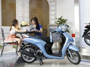 Xe máy - Xe đạp - 5 điều bạn nữ cần lưu ý khi chọn xe tay ga