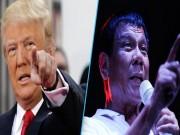 Trump đắc cử, Tổng thống Philippines lại muốn thân Mỹ