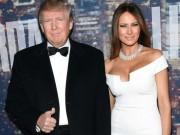 Thời trang - Cán mốc 70, Donald Trump vẫn quá phong độ bên vợ chân dài