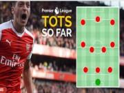 Bóng đá - Đội hình tiêu biểu NHA: Bất ngờ đội đầu bảng Liverpool