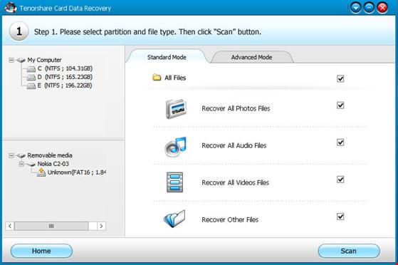 Khôi phục dữ liệu trong USB và thẻ nhớ đã bị xóa - 2