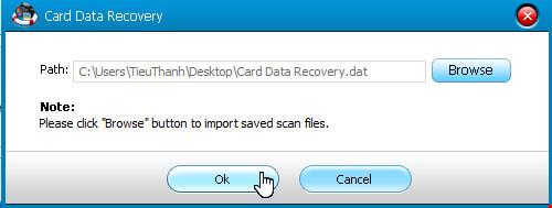 Khôi phục dữ liệu trong USB và thẻ nhớ đã bị xóa