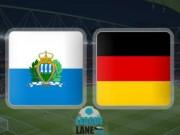 """San Marino - Đức: Dạo chơi với  """" người lạ """""""