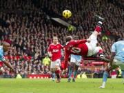 Bóng đá - Bàn thắng đẹp nhất MU ở NHA: Rooney móc xe đạp chổng ngược