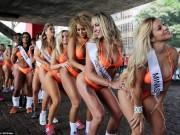 Thời trang - Hoa hậu Siêu vòng 3 Brazil ồn ào với đủ loại scandal