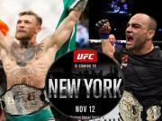 """Thể thao - """"Gã điên UFC"""" đấu Alvarez: Đại chiến giữa 2 vị vua"""