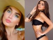 """Thời trang - """"Ngạt thở"""" vì vẻ đẹp nóng bỏng của hoa hậu Argentina"""