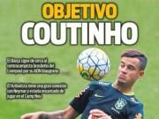 Bóng đá - Mê mẩn Coutinho, Barca sẽ phá két vào hè 2017