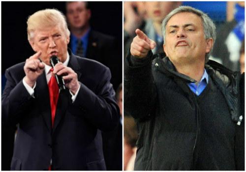 Mourinho: Có một Donald Trump 2.0 ở thế giới bóng đá