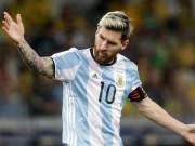 Bóng đá - Messi: Cánh én không thể mang mùa xuân về Argentina