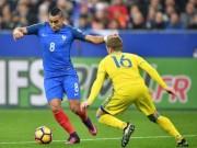 Bóng đá - Pháp - Thụy Điển: Đòn trừng phạt thích đáng