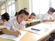 Giáo dục - du học - Thi THPT quốc gia 2017: Dự kiến cả nước sẽ là một nhóm xét tuyển