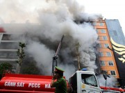 Tin tức trong ngày - Cháy quán karaoke 13 người chết: Khởi tố chủ quán, thợ hàn