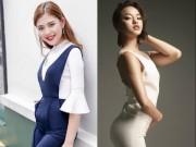 Thời trang - Soi gu thời trang hai nàng mẫu béo hot nhất The Face